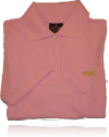 Womens Pink Polo Shirt